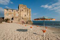 Strand von Torre Mozza